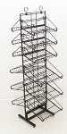 "Power Grid Wire Rack - 15""W x 48""H"