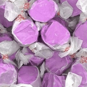 Purple Grape Salt Water Taffy - 20lbs