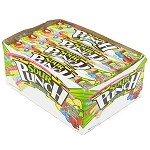 Rainbow Sour Punch Straws - 24ct
