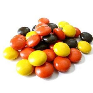 Reese's Pieces - 25lbs