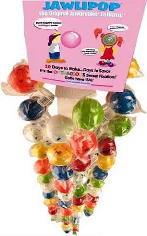 Refill Lollipop - For Giant Jawbreaker Lollipop Tree - 100ct
