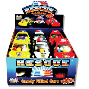 Rescue Cars  - 12ct