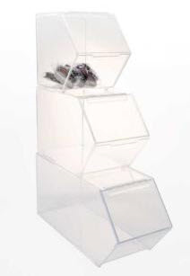 Stackable Bulk Bin - Top
