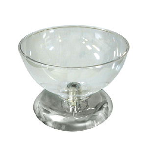 Single Bowl Counter Display - 10in.