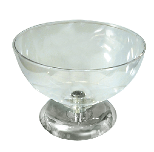 Single Bowl Counter Display - 12in