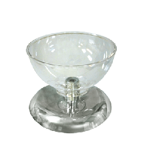 Single Bowl Counter Display - 8in