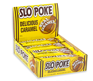 Slo Poke Bars - 24ct
