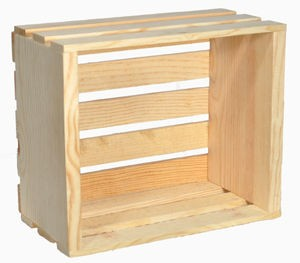 Small Floral Crates - 2ct