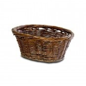Small Oval Willow Basket