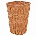 Small Square Willow Basket