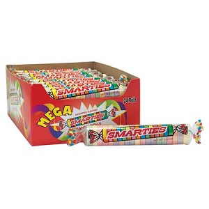 Smarties Mega - 24ct