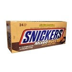 Snickers Mixed Nuts - 24ct