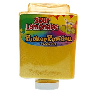 Sour Lemonade Pucker Powder - 9oz