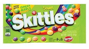 Sour Skittles - 24ct