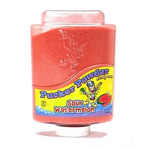 Sour Watermelon Pucker Powder - 9oz