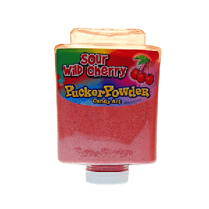 Sour Wild Cherry Pucker Powder - 9oz
