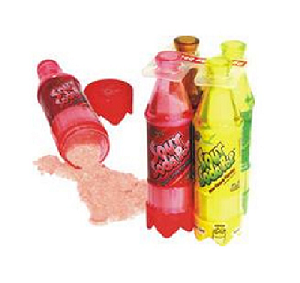 Sour Soda Pop Candy - 12ct