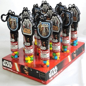 Star Wars Episode 7 Tube Topper  - 12ct