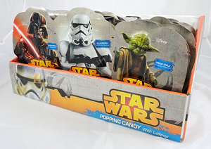 Star Wars Popping Candy - 24ct