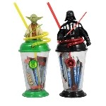 Star Wars Sipper Cup - 6ct