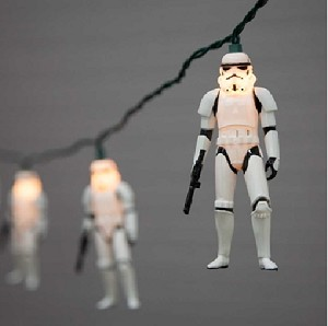 Star Wars Storm Troopers String Lights 11.5ft