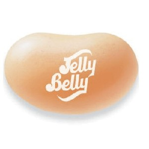 Sunkist Pink Grapefruit / Peach Color Jelly Belly - 10lbs