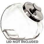 1 Gallon Glass Penny Candy Jars Only - 6ct