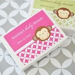 Animal Baby Shower Gum Boxes - 24ct