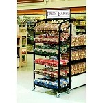 5 Shelf Bakery Tray Display