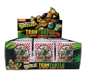 TMNT Pizza Box Extreme Slices - 18ct