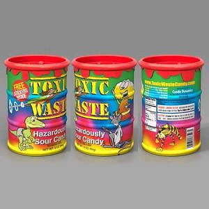 Toxic Waste Bank  - 12ct