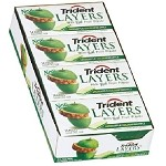 Trident Layers Apple/Pineapple - 12ct