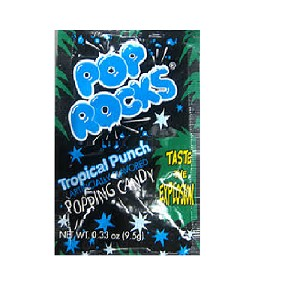 Tropical Punch Pop Rocks - 36ct