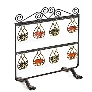 Two-sided Earring Display