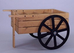 Wagon Display Cart - Color Choices