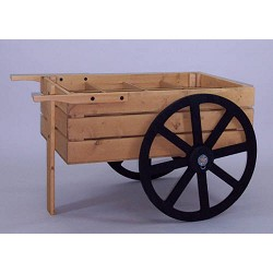 Wagon Display Cart - Color Choice