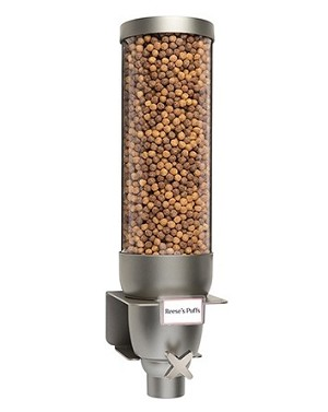 Stainless Wall Mount Dispenser 2 Gallons Food Service
