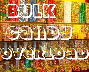 Top Selling Bulk Candy - 855lbs