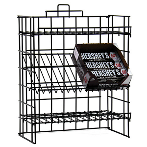 Wire Counter Display Rack - 15""