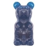 World's Largest Gummy Bear Blue Raspberry - 5lbs