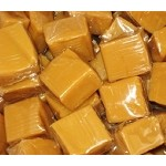 Wrapped Caramel Squares - 5lbs