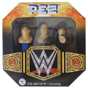 WWE Pez Gift Set - 6ct