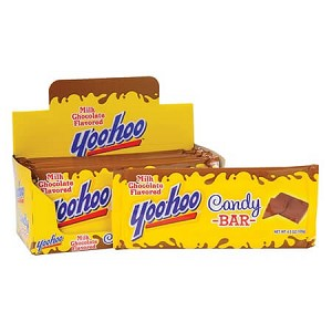 Yoo Hoo Chocolate Bar  - 12ct