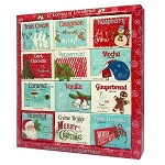 12 Cocoas Of Christmas Set - 8ct