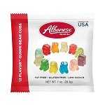 12 Flavor Gummi Bear Cubs Bag - 200ct