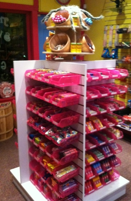 4 Way Candy Display Package