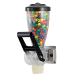 1L Hopper - Wall Mount Candy Dispenser