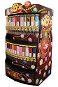 Twin Tier Candy Cabinet