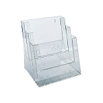 3-Tier Three Pocket Letter Sized Brochure Holder