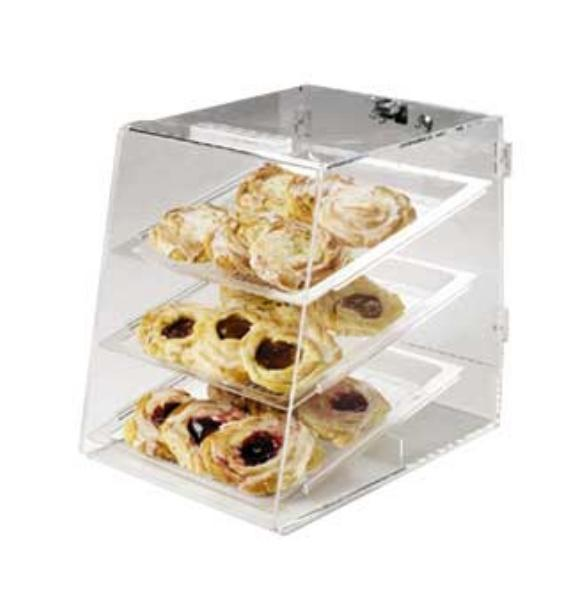 Acrylic Pastry Display Case Counter Display Pastry Display